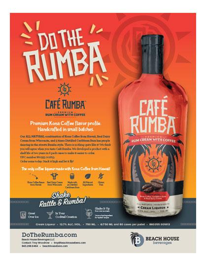 Café Rumba Generic Sell Sheet